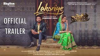 Lahoriye | Amrinder Gill | Sargun Mehta | Running In Cinemas Worldwide
