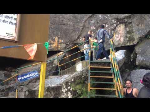 Nepali Girls And Boys Fun At Baudeshowar Jharna Jhor video
