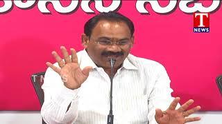 TRS MLAs Prabhakar reddy and Manohar reddy Fires on Uttam Kumar reddy  Telugu