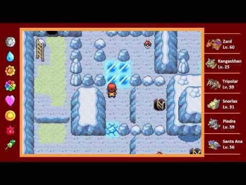"""Guía"" de Pokemon Rojo Fuego - Parte 36 (Isla Quarta e Inta)"