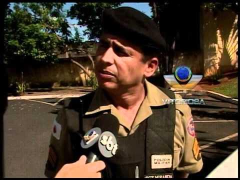 Menor é apreendido com arma em Araguari