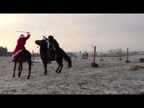 Детский конный новый год