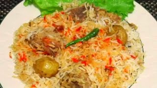 কাচ্চি বিরিয়ানি || Bangladeshi Kacchi biriyani recipe|| Kacchi biriani||Eid Special
