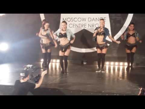 Corazon Dance Show - Latin Fusion and Brazilian Samba | choreo by Jane Kornienko