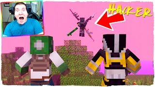 THE BAD BOY IS A HACKER! PUBG VS FORTNITE FINAL - ANIMATION MONSTERS SCHOOL (VIDEO REACTION)