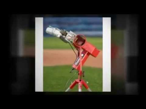 Heater Pro Pitching Machine Heater Pro Curveball Pitching