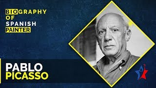 Pablo Picasso Biography in English