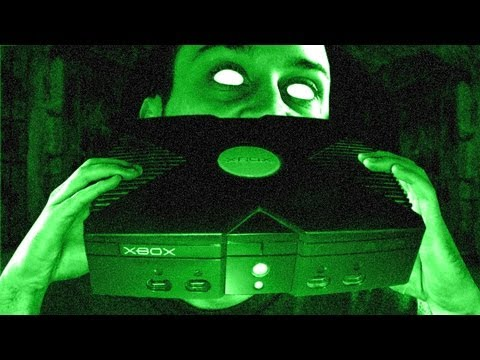 XBOX GHOST (The HIdden)