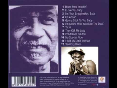 Lazy Lester - Blues Stop Knocking [Full Album]