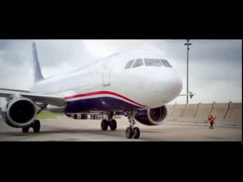 New American Arriving - AA & US Airways Post...