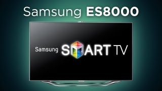 The Best Samsung HDTV Ever? - Samsung ES-8000 HDTV Review