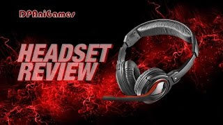 Trust Gaming Headset GHS-303 Review (deutsch/german)