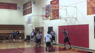 Three Lonzo Ball Dunks vs. Long Beach Poly