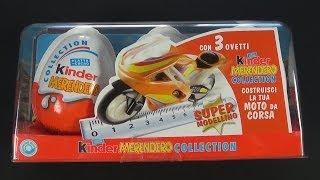 Kinder Joy - Big Bike [ Rare Special Edition ] [ Part 1/3 ]
