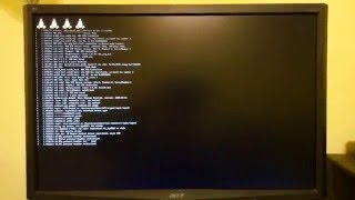 Android TV stick CYX 809III V5_2 booting Linux