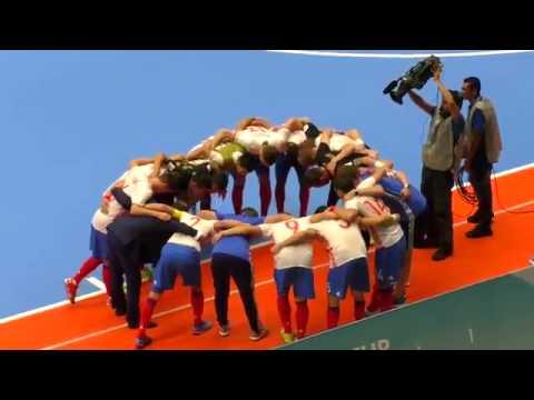 Чемпионат мира 2016. Россия - Египет. 6:1