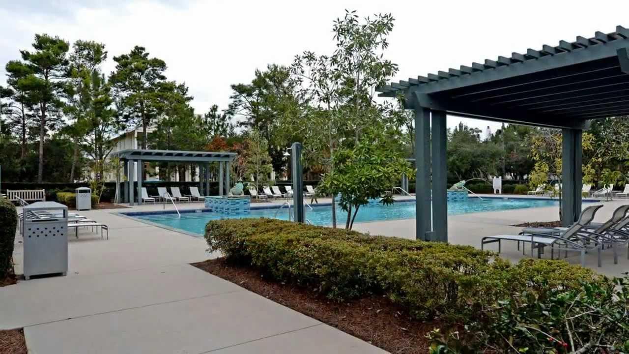 Luksus Santa Rosa Beach Florida Vacation på Watercolor Inn & Resort