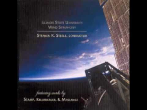 JACK STAMP: Symphony No. 1 for Band: Movement I,