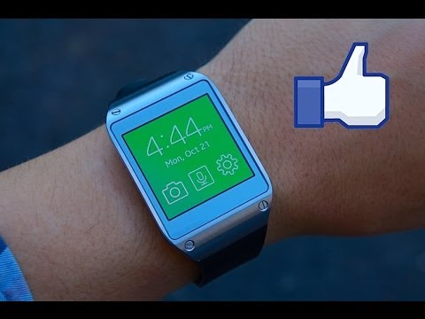 5 awesome things about the Galaxy Gear