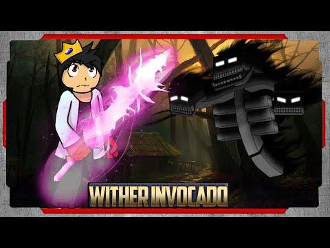Invocando Wither BOSS - Mundo do Wii #20