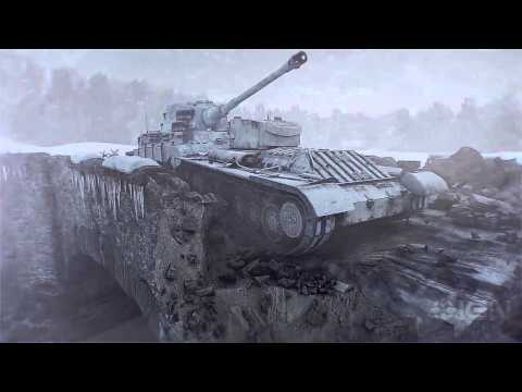 Официальный трейлер игры World Of Tanks