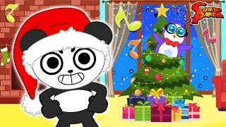 12 DAYS OF CHRISTMAS with Combo Panda! Christmas Song Sing A Long ! Merry Combomas!