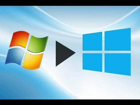 How To Upgrade To Windows 8 Pro (simple) HD Video