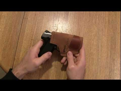 Galco Tuck-N-Go IWB Holster Review