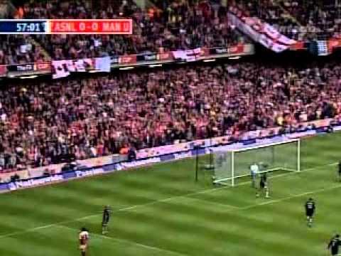 FA Cup Final 2005 Arsenal vs Man Utd 2105-2005