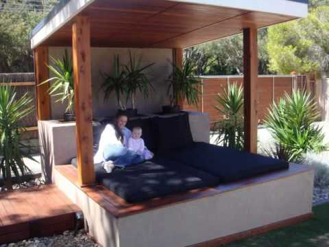 Building Daybed - YouTube