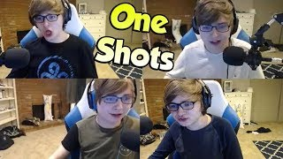 That's the Sneaky I love to watch 8 - ONE SHOTS ALL DAY EVERY DAY