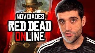 Red Dead Online, agora ficou bom? E GTA V alcança números inacreditáveis