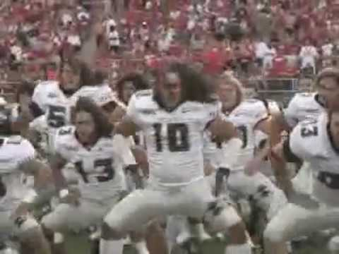 Hawaii Warriors Football New Haka - Hawaiian Ha'a War Chant Video
