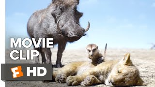 The Lion King Movie Clip - We're Gonna Name Him Fred (2019) | Movieclips Coming Soon