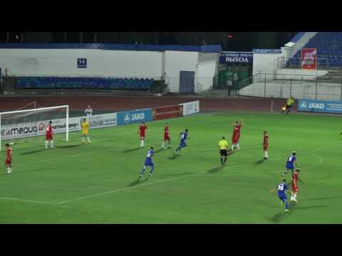 Спартак-Нальчик -Динамо Москва  0-1 гол