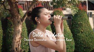 Devano - Menyimpan Rasa Live cover Della Firdatia