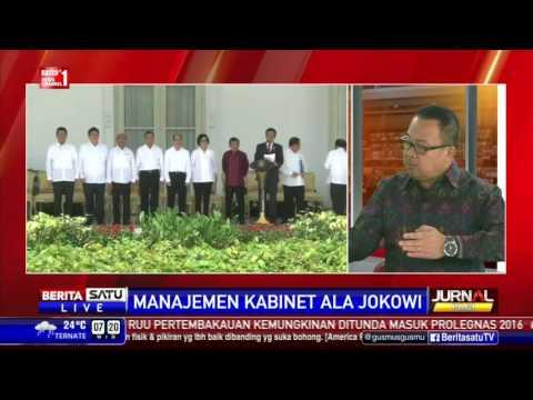 Dialog: Manajemen Kabinet Ala Jokowi #1