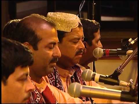 Fareed Ayaz & Abu Muhammad Qawwal & Bros. Concert In Riga, Latvia, 2009 video