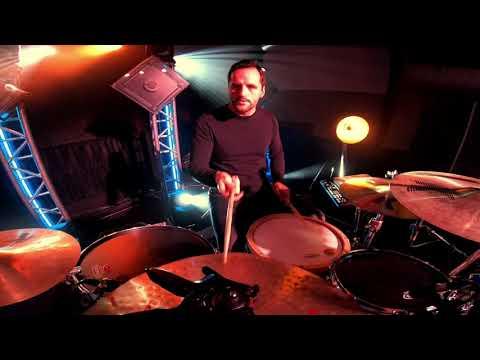 Hoffer Péter Grooves & Fills 27. (Drumcam - Rúzsa Magdi: Ég és Föld koncertek)