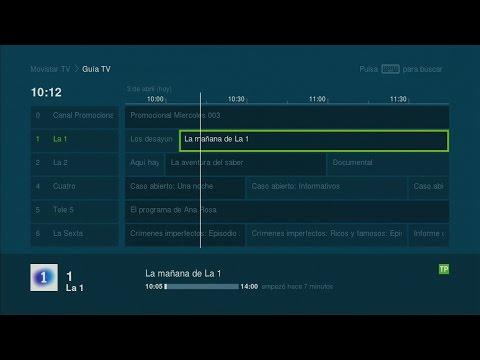Review Movistar TV