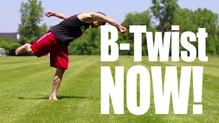 How to B-Twist In Only 5 Minutes   Secret Tutorial