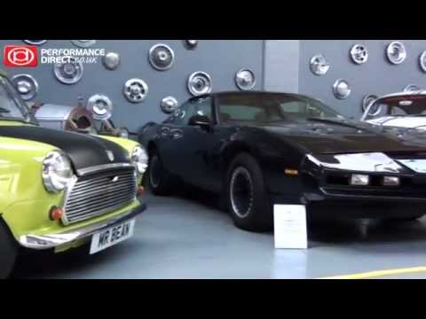 London Motor Museum Tour - Part 03: Film Cars & Batmobile
