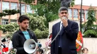 Zeytinburnu'nda Engeliler Haftası Dolayısıyla Adliye Meydanında Kutlama Yapıldı