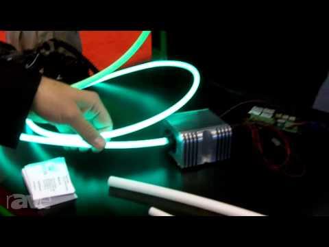 InfoComm 2013: Wavien Demonstrates Micro Illuminators