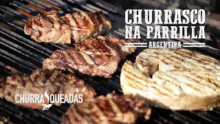 Churrasco na Parrilla Argentina I Churrasqueadas
