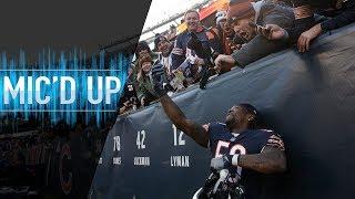Best Mic'd Up Sounds of Week 15, 2018   NFL Films