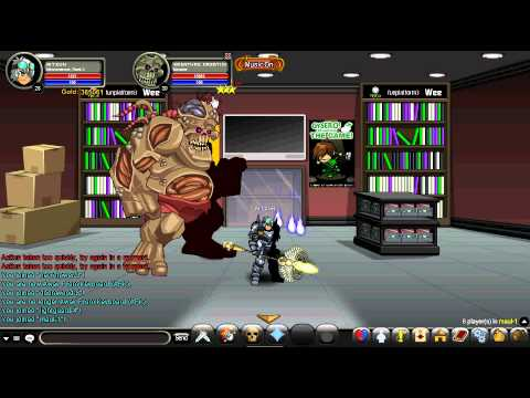AQW How to get Necromancer 2012