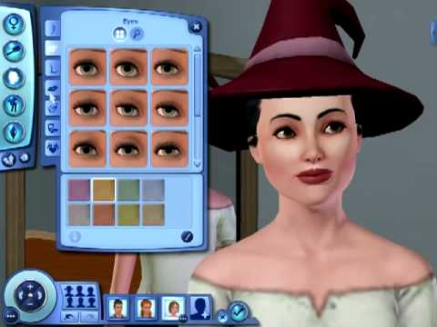 The sims 3 supernatural create a sim magical creatures for Schaukelstuhl sims 3