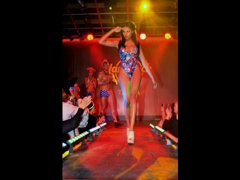 INDASHIO Fashion Show @ Seminole HardRock Hair by H2O Salon Tampa Florida