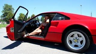 Fast Driving Girls - Bonnie Ferrari Again (V034)